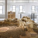 Richard Meier Model Museum In Long Island City Reopens © Richard Meier & Partners