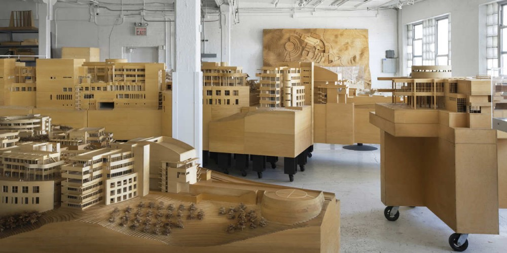 Richard Meier's Model Museum in Long Island City Reopens