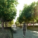 Park De Levante Master Plan / K/R Architects Courtesy VUW