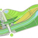 Park De Levante Master Plan / K/R Architects Site Plan