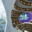 Library  MVRDV