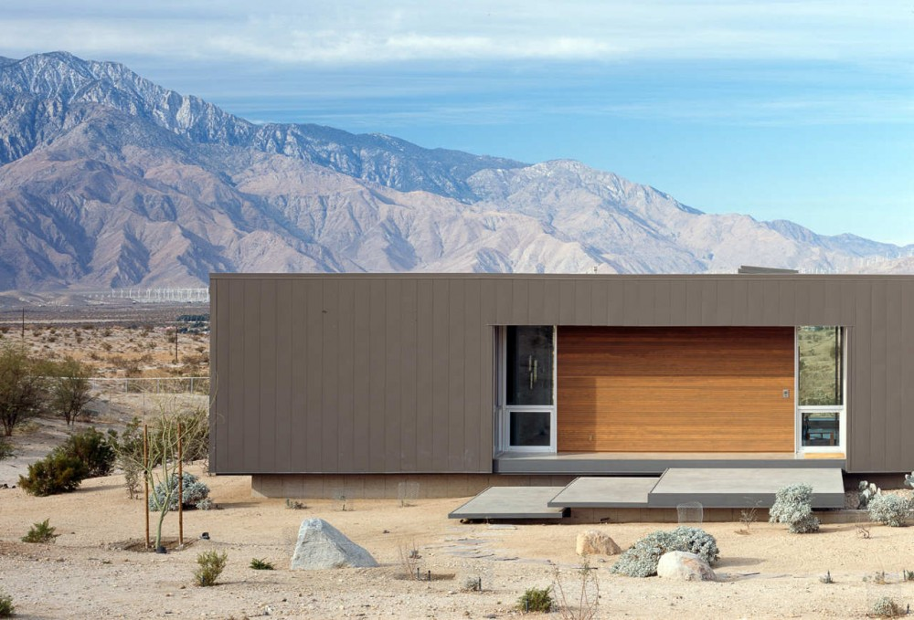 Desert House / Marmol Radziner