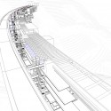 Vertical Villages for European Snowbirds / OFF Architecture, PR Architect and Samuel Nageotte Perspective Detail 01