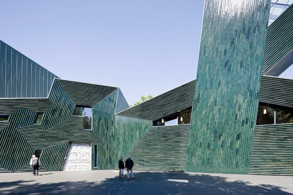Jewish Community Center Mainz / Manuel Herz Architects