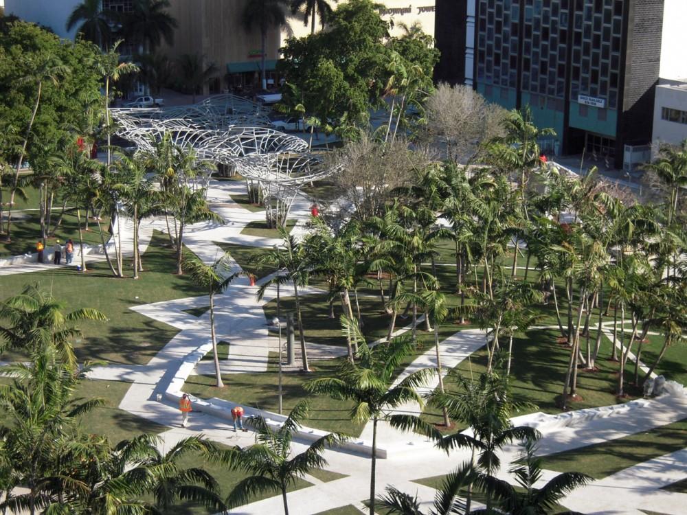 Architecture photography miami beach soundscape west 8 for Landscape design miami