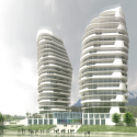 McAdam Architects Competes For Landmark Mixed-use Development In Sochi © Courtesy of McAdam Architects