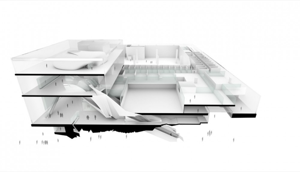 Museum of the Second World War International Competition / Mack Scogin Merrill Elam Architects