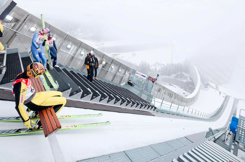 The Norwegian Steel Construction Prize 2011: Holmenkollen Ski Jump / JDS Architects