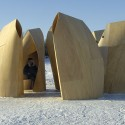 Winnipeg Skating Shelters / Patkau Architects © James Dow