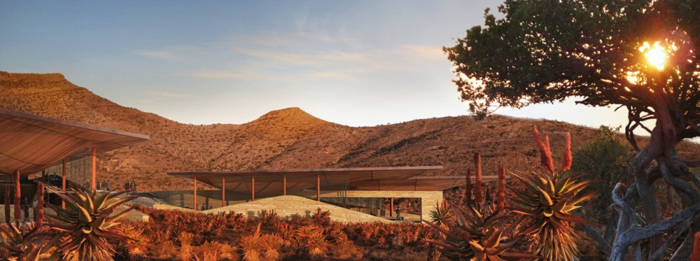 Karoo Wilderness Center / Field Architecture