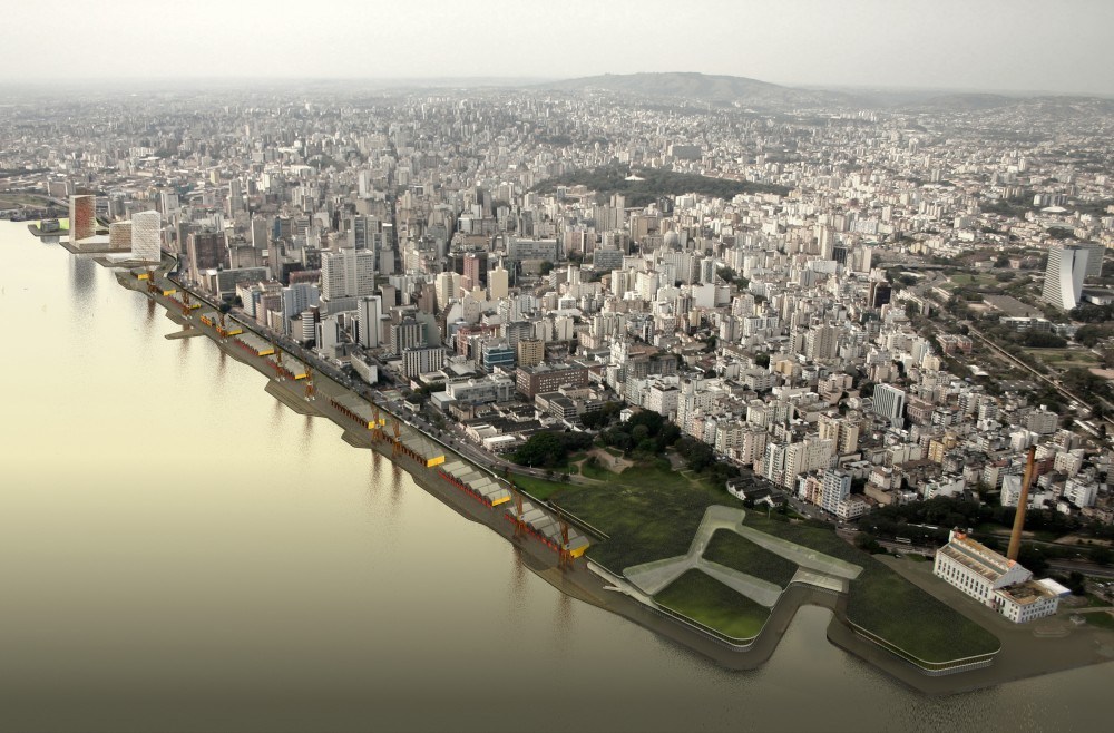 New Waterfront for Porto Alegre / b720 Fermin Vazquez Arquitectos