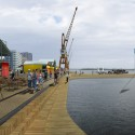 New Waterfront for Porto Alegre exterior terrace: © b720