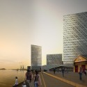 New Waterfront for Porto Alegre business park: © b720