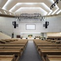 Onnuri Methodist Church / JUNGLIN Architecture © Namgoong Sun