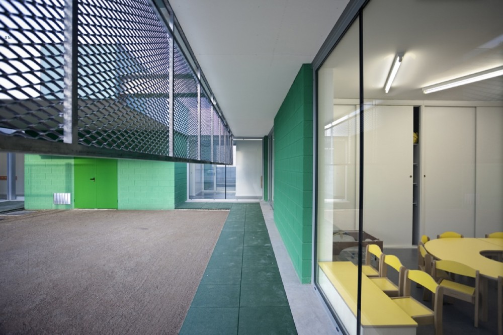 Daycare Center La Merc / Rom Pmpols, David Pmpols / Pampols Arquitecte + Xavier F. Rodrguez, Josep M Burgus / BmesR29 Arquitectes + Montserrat Gin