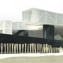 Nanjing Sifang Art Museum / Steven Holl Architects © Steven Holl Architects
