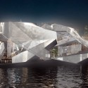 LONG ISLAND CINEMA COMPETITION / Afsarmanesh Architects Courtesy Afsarmanesh Architects