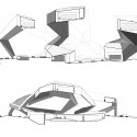 LONG ISLAND CINEMA COMPETITION / Afsarmanesh Architects Sections