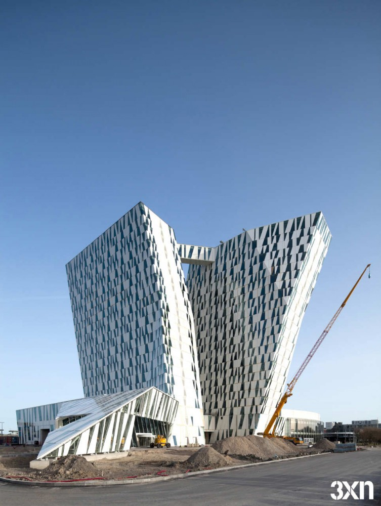 Bella Sky Hotel / 3XN Architects