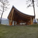 Lake Hills Suncheon Golf Resort / Ken Min Architects © Kim Yong Kwan
