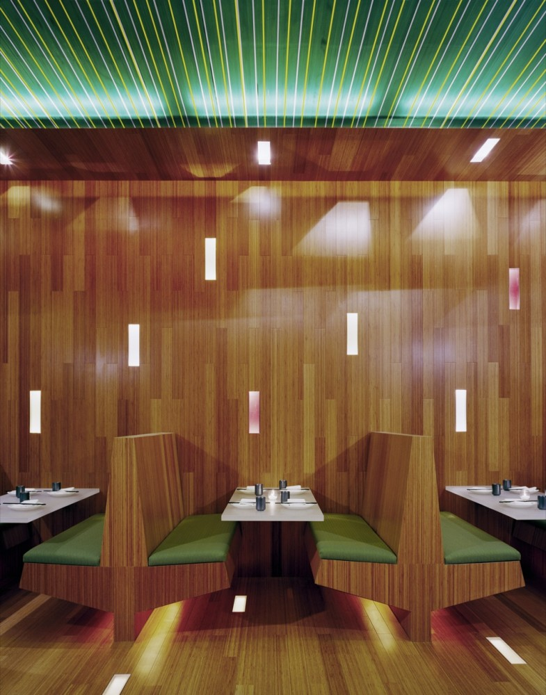 Xing Restaurant / LTL Architects