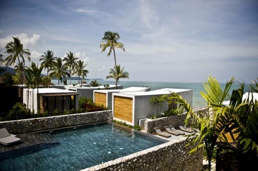 طراحی هتل در تایلند