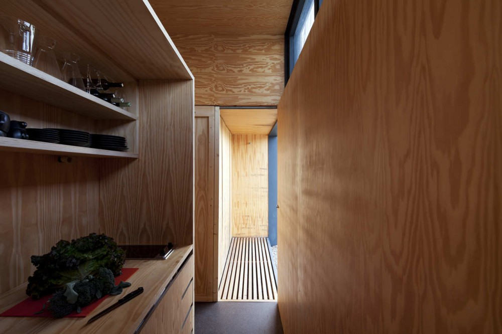 The Guest House / PARATELIER