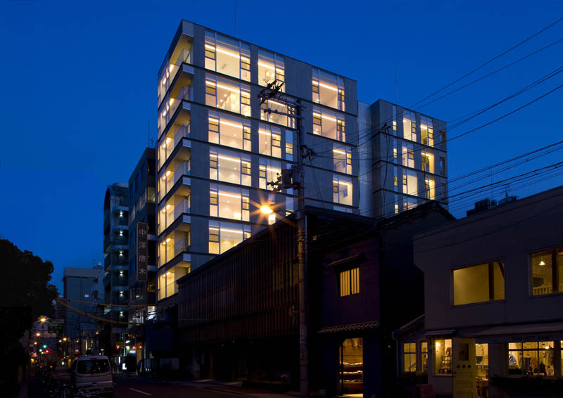 Horie Park Apartments / Terminal01