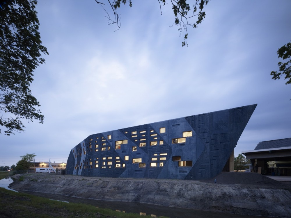Rijkswaterstaat Head Office / 24H Architecture
