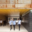 Stoke Newington School And Sixth Form / Jestico + Whiles © Tim Crocker