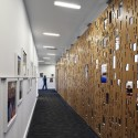 Sullivan Family Student Center / LTL Architects © Michael Moran Studio