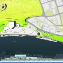 Beton Hala Water Front Center Proposal / Lompreta Nolte Arquitetos + MEQUETRAFFIC plan 01