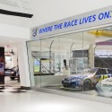 NASCAR Hall of Fame / Pei Cobb Freed & Partners © Peter Brentlinger 2010