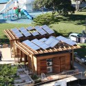 The Meridian First Light House, Solar Decathlon / Team Victoria University of Wellington © First Light house