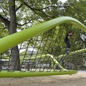 Sculptural Playground / ANNABAU  ANNABAU
