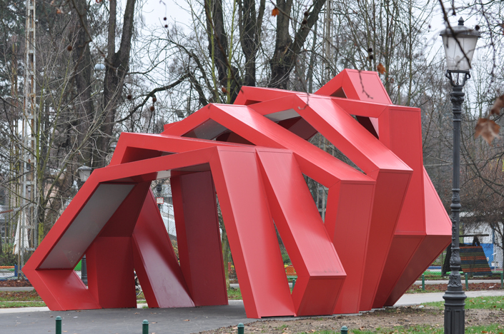 Urban Sculpture / Rok Grdisa