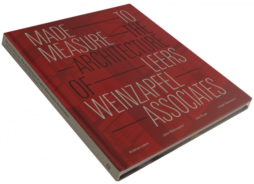 Made to Measure: The Architecture of Leers Weinzapfel Associates