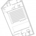 Recreational Center / Olgga Architects Second Floor Plan