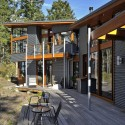 Lopez Island Residence / David Vandervort Architects © Michael Shopenn Photography