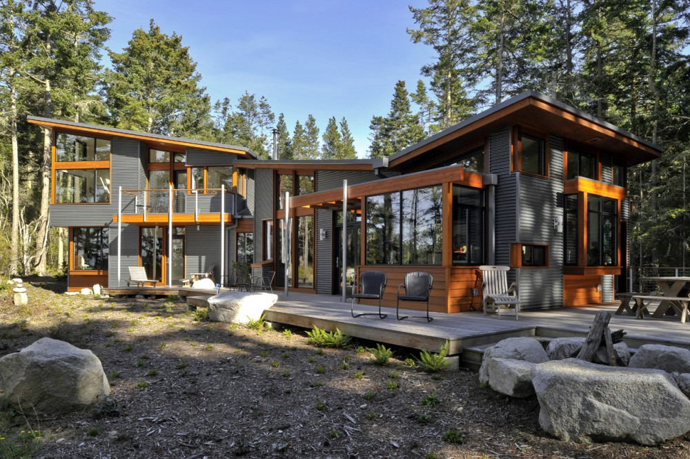 Lopez Island Residence / David Vandervort Architects