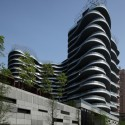 Ocean Grand Residence / T. D. Lee ARCHITECT  Dahin Development