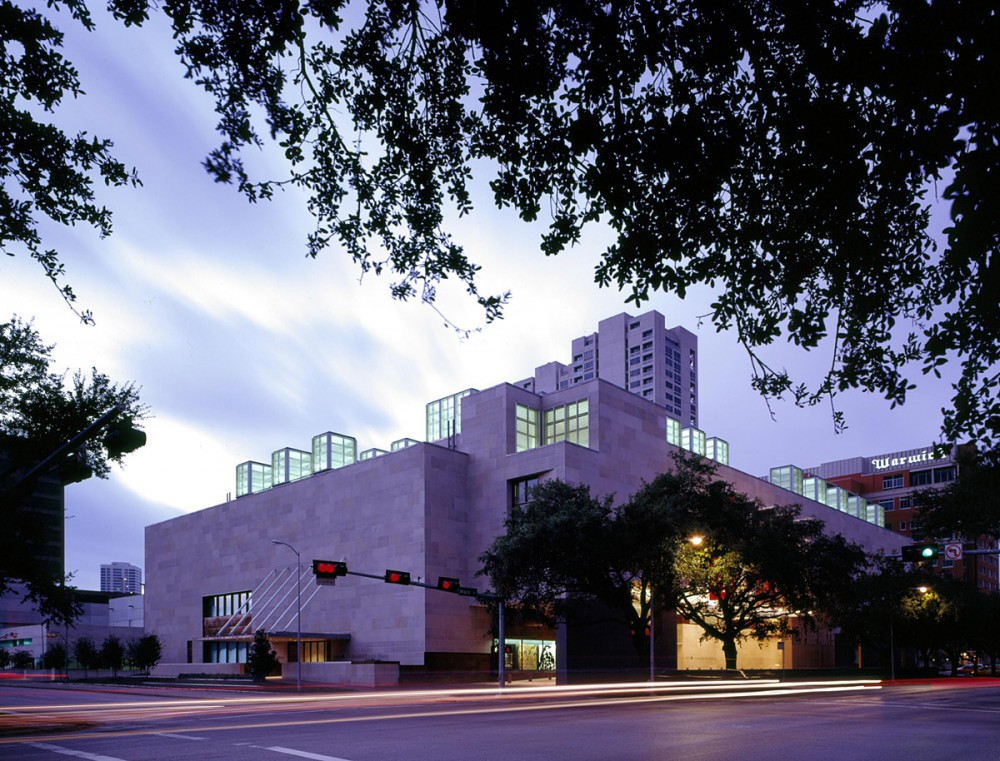 Short Listed Firms for Museum of Fine Arts Houston Expansion