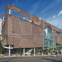 Harvey B Gantt Center for African-American Arts + Culture / The Freelon Group Architects © Mark Herboth