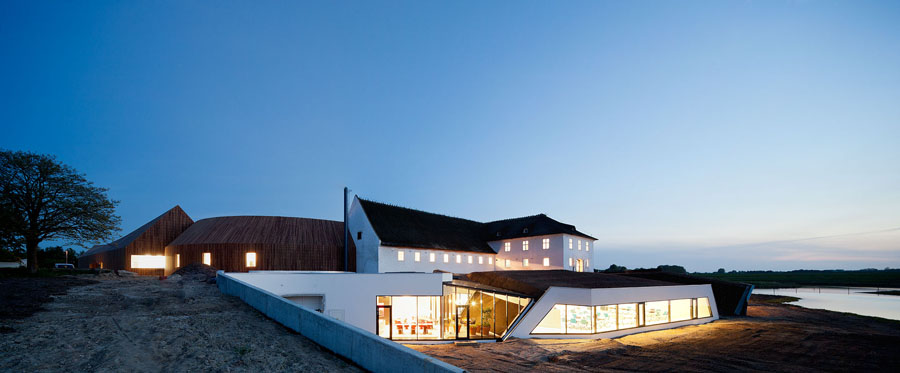 Favrholm Conference Center / SeARCH