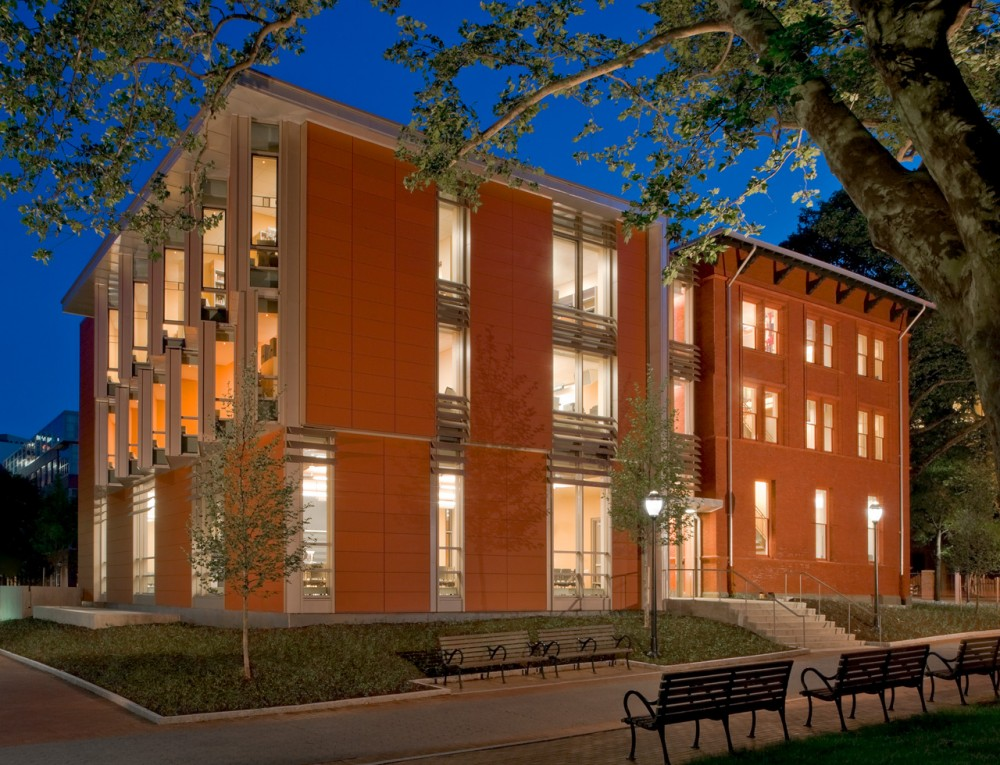 The University of Pennsylvania Music Building / Ann Beha Architects