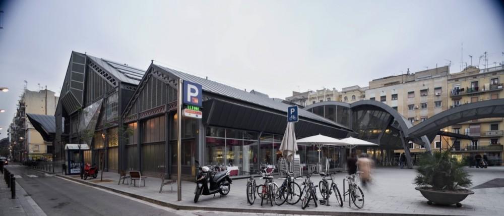 Barceloneta Market / MiAS Arquitectes © Adrià Goula