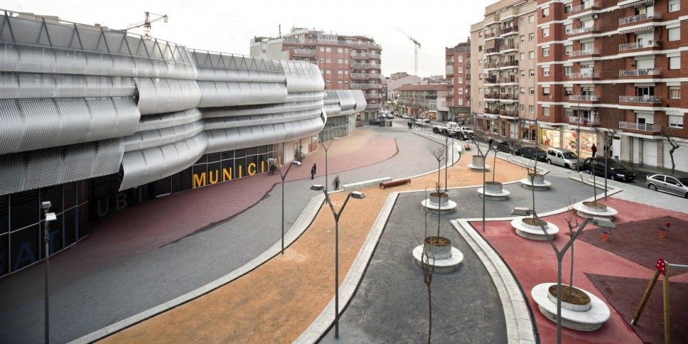 Rubí Market and Town Hall Offices / MiAS Arquitectes