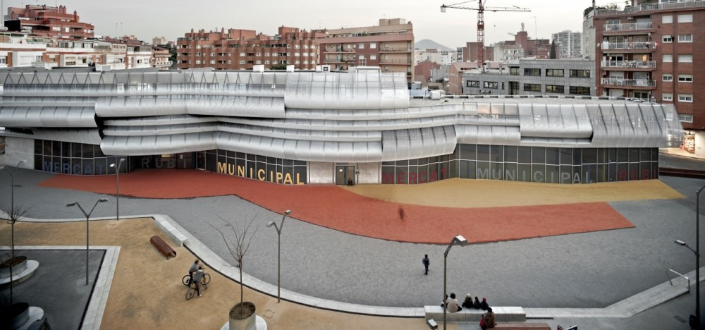 Rub Market and Town Hall Offices / MiAS Arquitectes