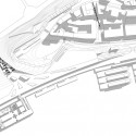 Beton Hala Waterfront Center / Pikasch Architecture Studio site layout 01
