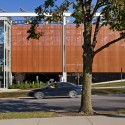 The University of Northern Iowas Multimodal Transportation Center / substance  Paul Crosby Architectural Photography